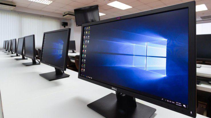 Optimierung für Windows 10