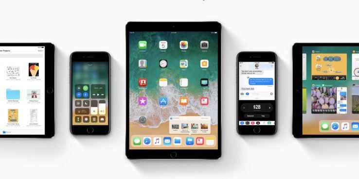 Die iOS-Familie