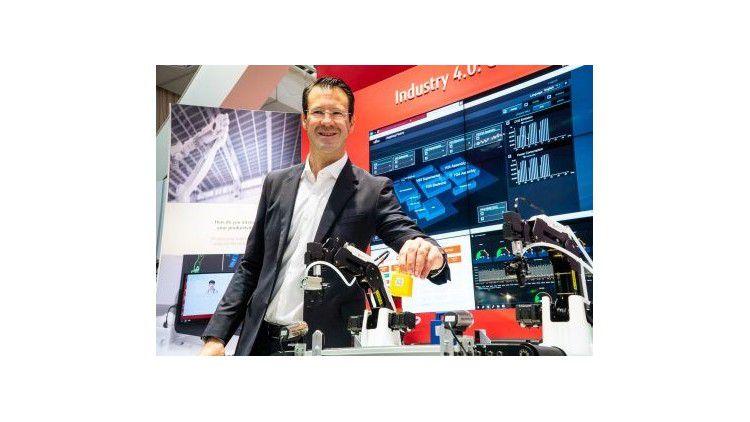 Fujitsu auf der HMI 2018