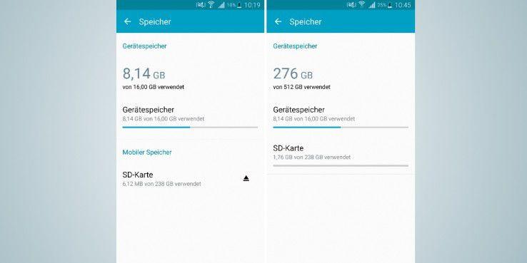 Sd Karte Als Internen Speicher Formatieren Android 7.Was Bringt Die Technik Sd Karte Als Interner Android Speicher