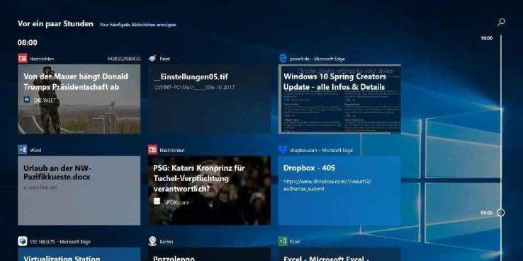 Windows 10 erhält neue Datenschutz-Tools.