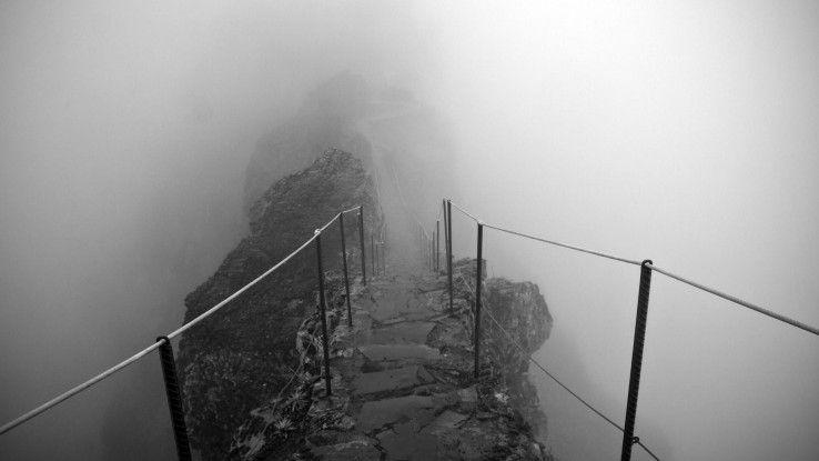 Die beruflichen Ziele liegen im Nebel? Es gibt Mittel und Wege, diesen Nebel zu lichten.