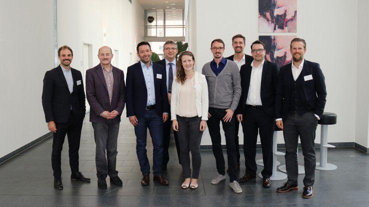 Im Rahmen eines Roundtable bei IDG Deutschland in München diskutierten Personal-Profis unter anderem über Active Sourcing im IT-Recruiting mittelständischer Unternehmen.