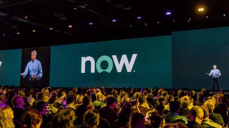ServiceNow-CEO John Donahoe will Unternehmensprozessen die Komplexität nehmen.