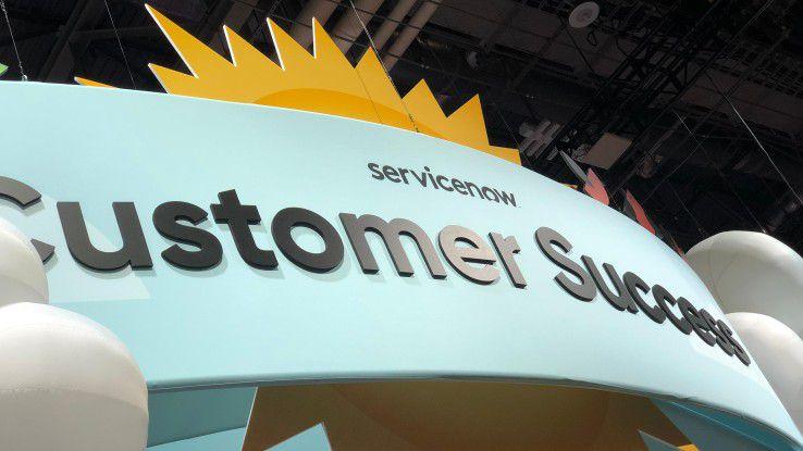 Um sicherzustellen, dass Kunden die versprochenen Resultate erzielen, besitzt ServiceNow eigene Customer-Success-Teams.