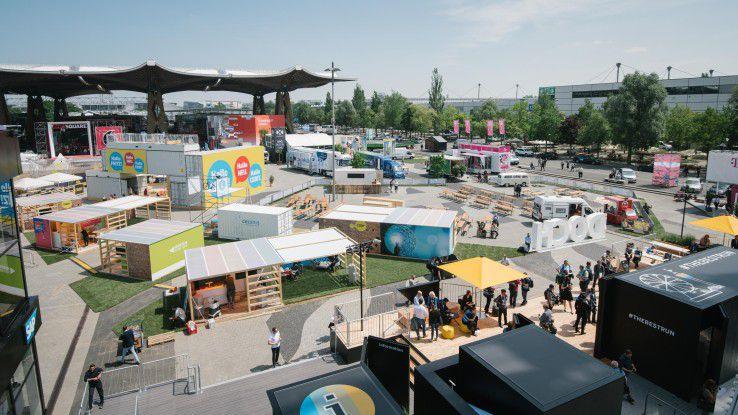 Das Thema Cloud spielt auf dem CEBIT-Festival 2018 eine zentrale Rolle.
