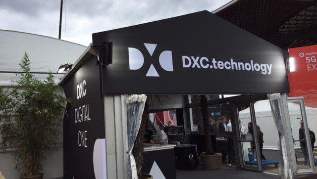 DXC zeigt auf der CeBIT an einem Praxisbeispiel, wie Smart Contracts auf der Basis von Blockchain-Technologie funktionieren.