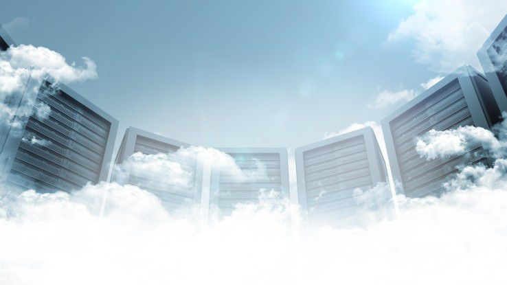 AWS, Microsoft und Google sind mit großem Abstand die führenden Anbieter von Cloud IaaS.