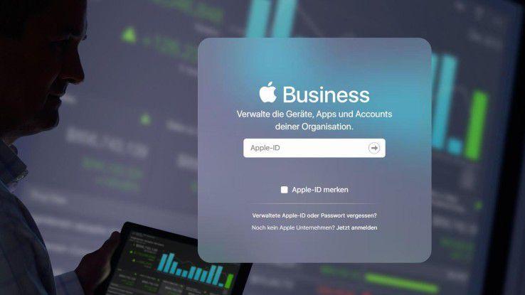Mit dem Apple Business Manager überträgt Apple das Konzept des Apple School Manager - weitgehend - auf Unternehmen.