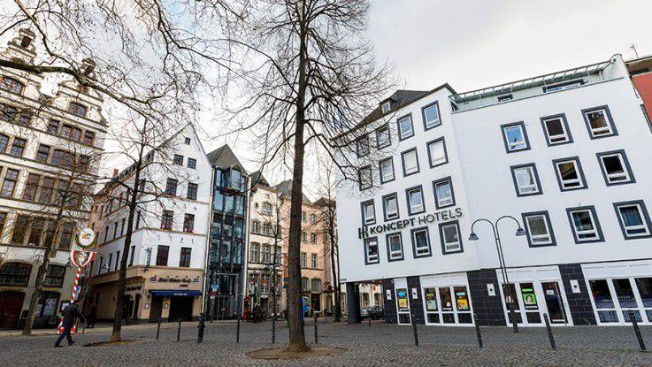 Aus einem ehemaligen Schwesternorden in der Innenstadt Kölns wurde das digitalste Hotel Deutschlands. Der Betreiber Koncept Hotels verfolgt das ambitionierte Ziel, die Hotellerie neu zu erfinden.