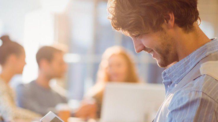 Die Marktforscher vom Trendence Institut und die COMPUTERWOCHE wollen in einer Umfrage die beruflichen Wünsche der Young Professionals herausfinden.