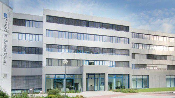 Der Campus von H&D International im niedersächsischen Gifhorn.