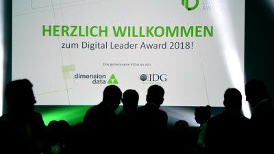 Digital Leader Award 2018: Liveblog zur Digital Leader Initiative 2018 - Foto: Foto Vogt
