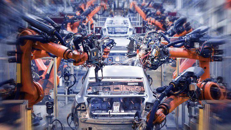 Trotz Dieselgate ist die Automobilindustrie eine der ersten Adressen für IT-Talente – nicht zuletzt weil sie überdurchschnittlich hohe Gehälter zahlt.