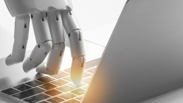 Bei der Telekom Service GmbH gibt es verschiedene Anwendungsfälle für Robotic Process Automation.