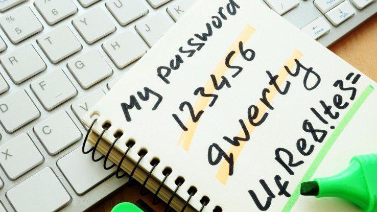 Wird Single Sign-On eingesetzt, ist das Sicherheitsniveau des Authentifizierungsprozesses entscheidend. Wird lediglich ein Passwort verwendet, sollte es also möglichst stark sein.