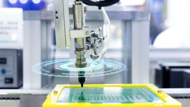 Als real produzierende Elektronikfabrik stellt Limtronik auch die Umgebung für die Forschungs- und Entwicklungsplattform des Vereins Smart Electronic Factory e.V.