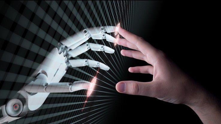 Nimmt die KI künftig der IT die Arbeit komplett ab? Nein, meint Citrix-CTO Reilly, da ihr die menschliche Intuition fehle.
