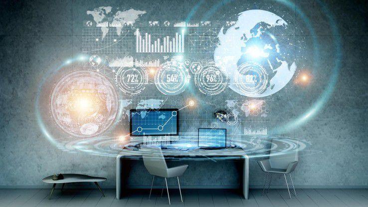 Wie sieht das ERP-der Zukunft aus? - Viele unternehmensübergreifende Geschäftsszenarien lassen sich mit den klassischen monolithischen ERP-Suiten nicht mehr abbilden.