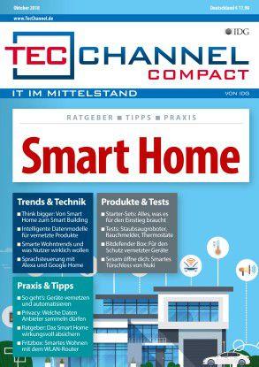 Alles Wissenswerte über Smart Home erfahren Sie in dieser Compact-Ausgabe