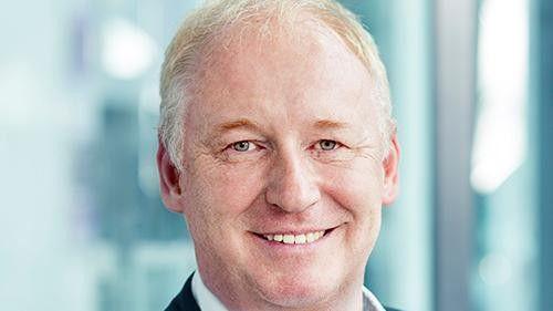 Joachim Schreiner, Deutschland-Chef von Salesforce, bezieht Stellung für Vielfalt Toleranz und Menschlichkeit.