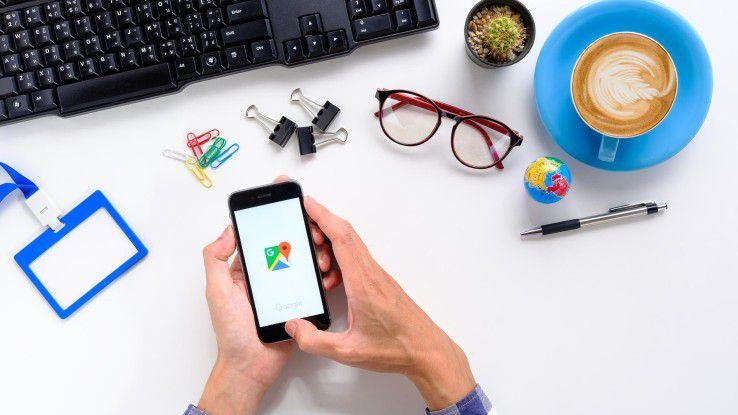 Smartphone: Offline-Navigation mit Google Maps und Co. – so geht's on
