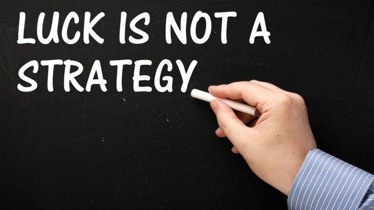 Der Erfolg eines Outsourcing-Projektes sollte nicht vom Glück abhängen.