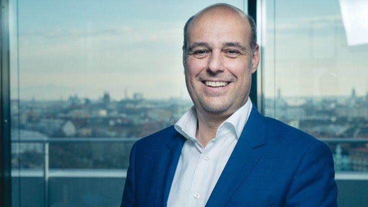 """Andreas Gillhuber, Strategiechef der Alexander Thamm GmbH: """"Es geht nicht darum, den Status quo abzubilden, sondern vorherzusagen, welche Fragen und Herausforderungen die Kunden in den nächsten Jahren umtreiben und wie wir sie bestmöglich unterstützen können."""""""