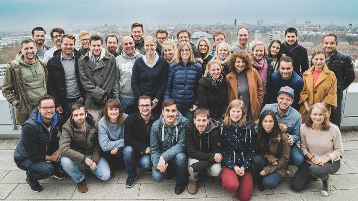 Das einstige Startup Alexander Thamm GmbH beschäftigt fünf Jahre nach der Gründung fast 100 Mitarbeiter.