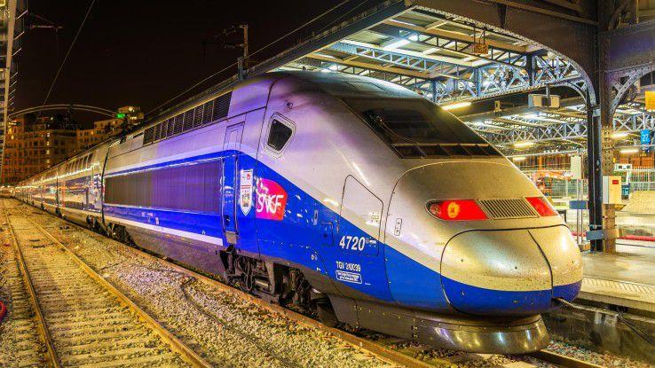 Frankreichs Eisenbahngesellschaft SNCF sieht sich als Speerspitze der Digitalisierung.