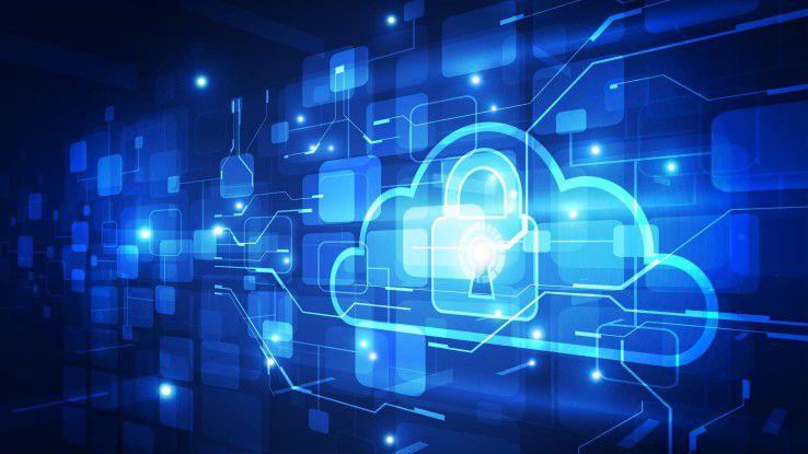 Virtuelle Sicherheit in der Cloud? Vielen Unternehmen fehlt hier noch das Vertrauen.
