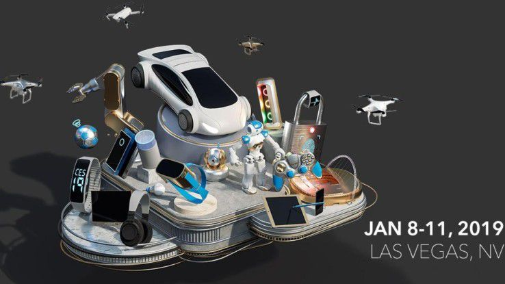 Technik-Messe in Las Vegas: IoT und KI dominieren die CES