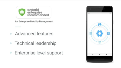 Android Enterprise Recommended: Google empfiehlt EMM-Anbieter - Foto: Google