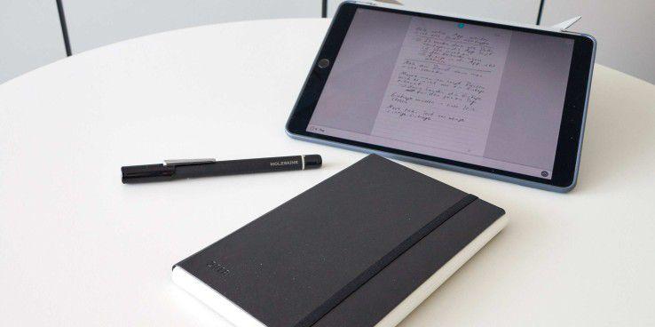 Die Moleskine Notizbücher haben einfach Charme. Das Smart Writing Set möchte diesen Charme in das digitale Zeitalter retten.