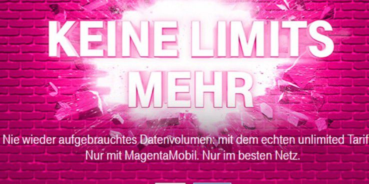 Deutsche Telekom: Echte LTE-Flatrate ohne Volumenbegrenzung - aber nicht ganz billig