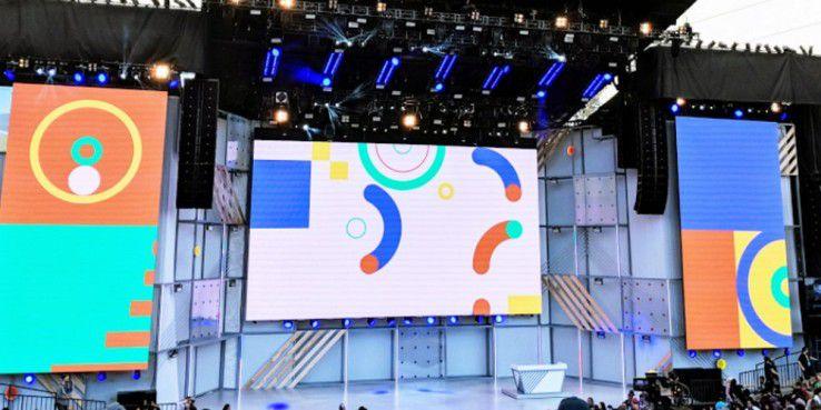 Google I/O 2018 Keynote