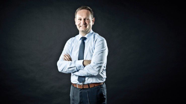 Großunternehmen Top 10: Alexander Bode, DAW, hat die IT-Organisation aus ihrer Komfortzone geholt.