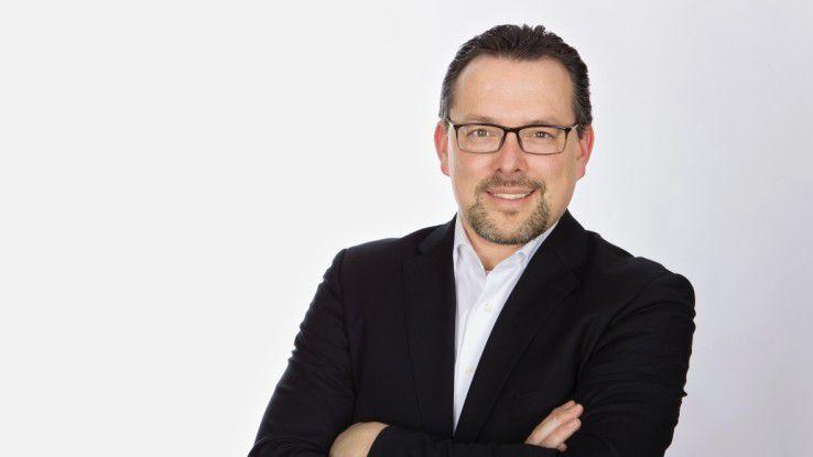 "Großunternehmen Top 10: Jörg Heinen: ""Think big, start small and upscale quickly. Let's do it!"""