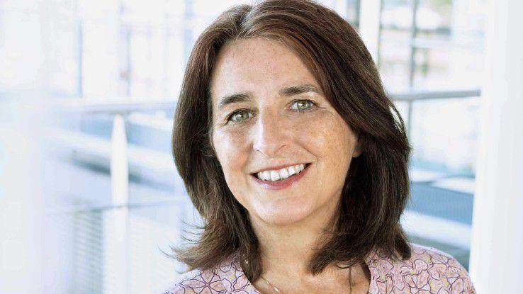 Mittelstand Platz 1: Brigitte Falk, Leiterin Organisation und Information bei Cronimet.