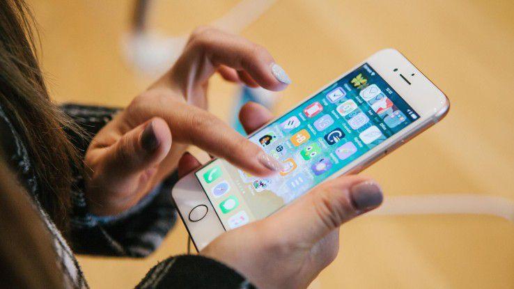 iPhone als Scanner verwenden