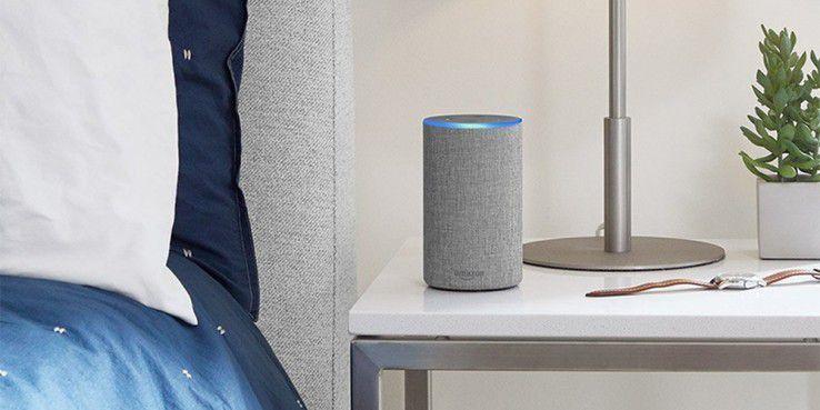 Amazon Echo und Co. werden nur selten für Online-Einkäufe benutzt.