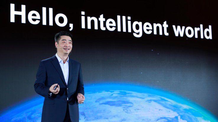 Wie Huawei auf dem Innovationspfad bleiben will
