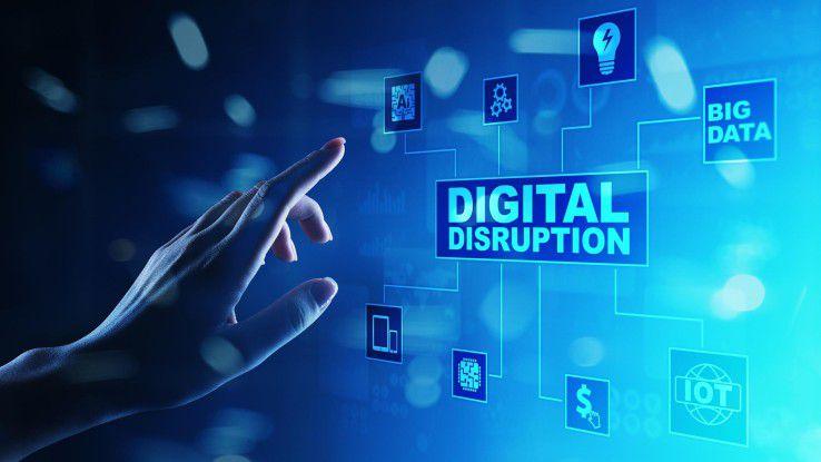 Digitalisierung ist keine Digitale Transformation