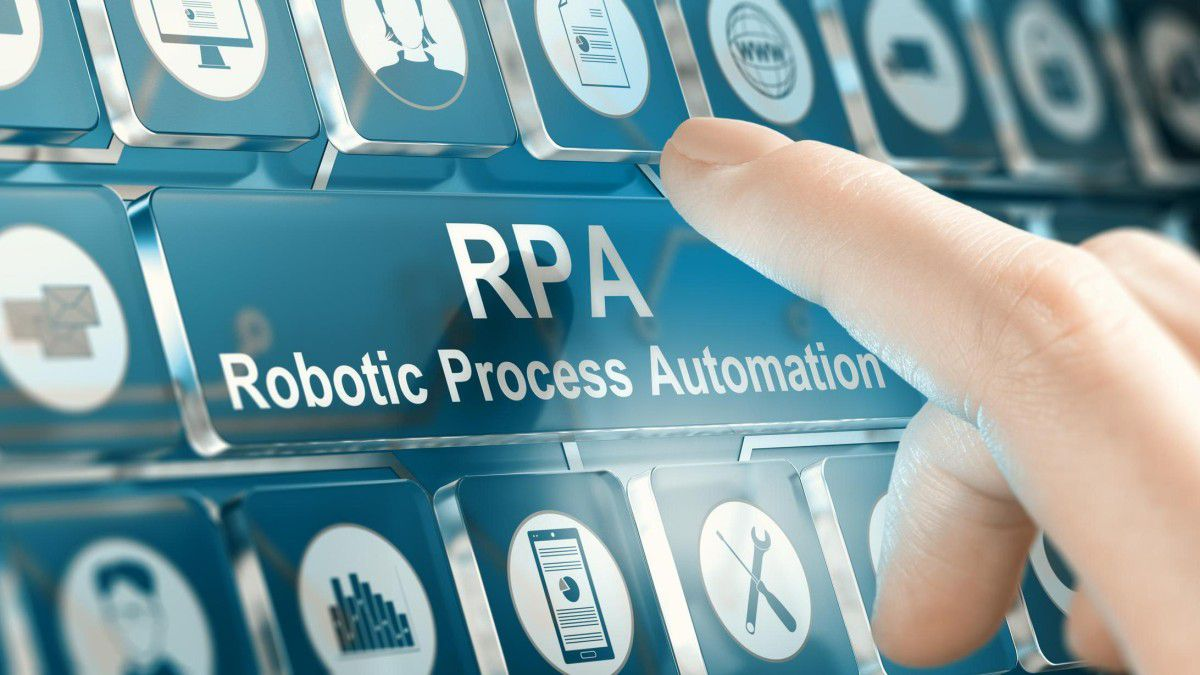 Gartner Magic Quadrant Robotic Process Automation: Wenige