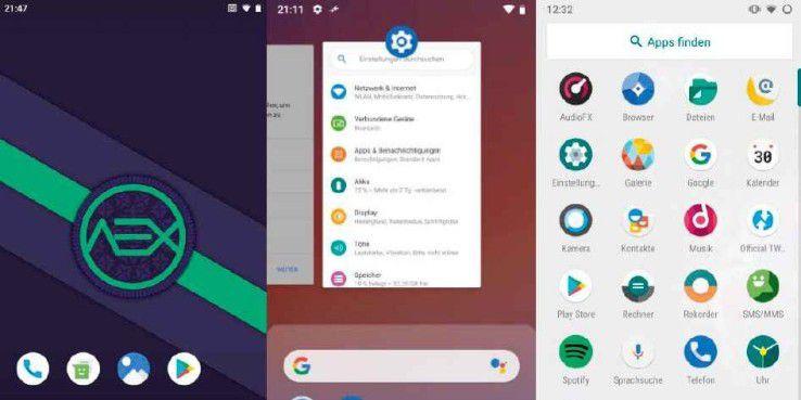 Altes Smartphone, neues OS: Custom-ROMs im Überblick