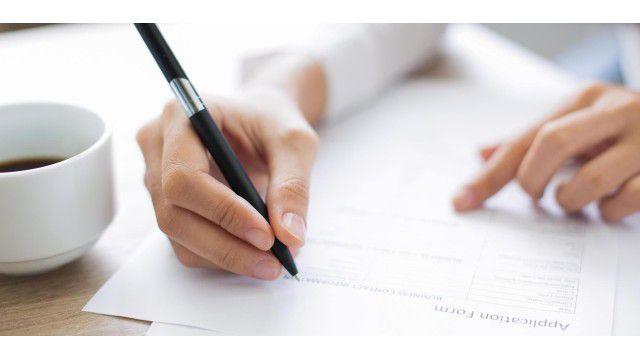 Bewerbungsschreiben Vorlage: So geht Anschreiben