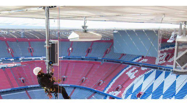Beispiel Allianz Arena: So profitieren Fußball-Fans von 5G