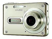 Casio Exilim EX-S100 mit keramischer Linse.