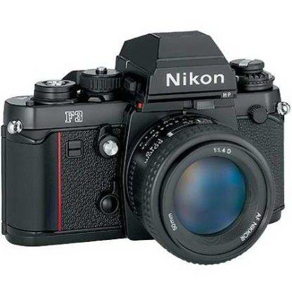 Legendäre Nikon F3