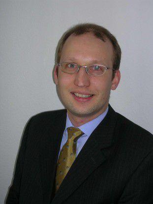 Michael Biemann, IDS Scheer: 'Jeden Tag kommt etwas, womit ich nicht gerechnet habe.'